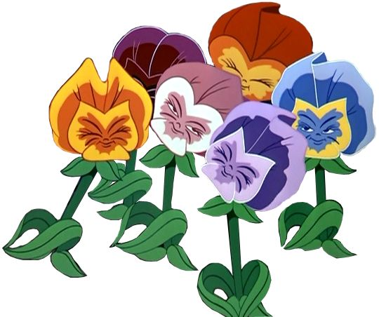 540x452 Alice In Wonderland Flower Clipart Amp Alice In Wonderland Flower