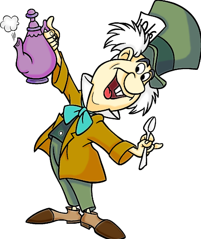 827x982 Mad Hatter Clip Art Clipartlook