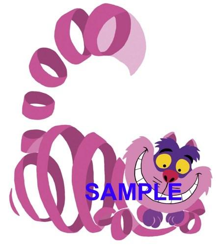 450x500 Alice In Wonderland Digital Clip Art