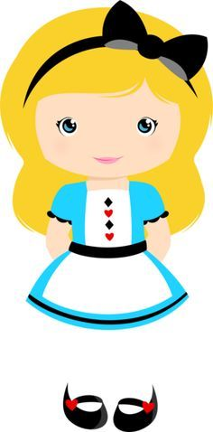 236x478 Alice No Das Maravilhas Loira