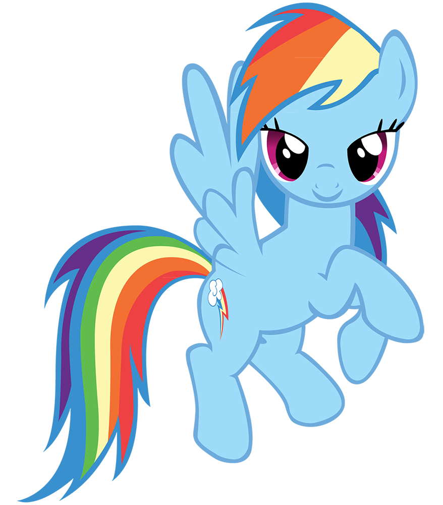 878x1000 Free My Little Pony Clip Art Png Files Clip Art