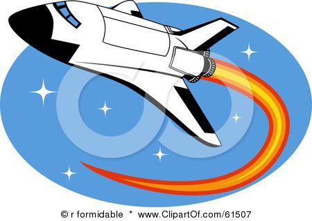 450x320 Space Shuttle Clip Art Clipart Panda