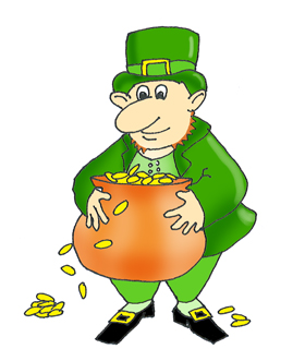 280x320 St Patrick's Day Clipart