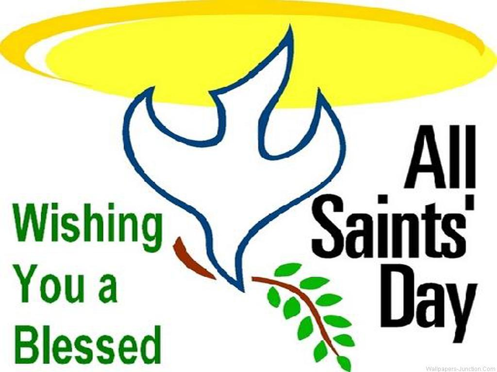 1024x768 All Saints Day Clip Art 11 St. Peter's Catholic School