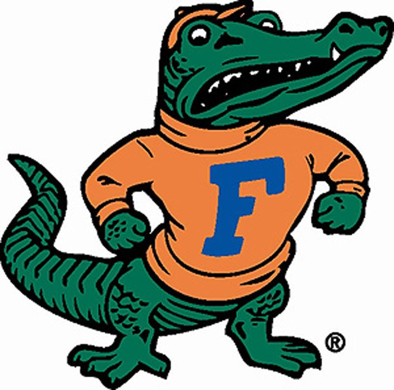800x792 Florida Gators Clipart