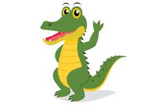 210x153 Free Alligator Clipart
