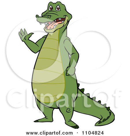 450x470 Royalty Free (RF) Alligator Clipart, Illustrations, Vector Graphics