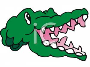300x224 Alligator Mouth Clipart Clipart Panda