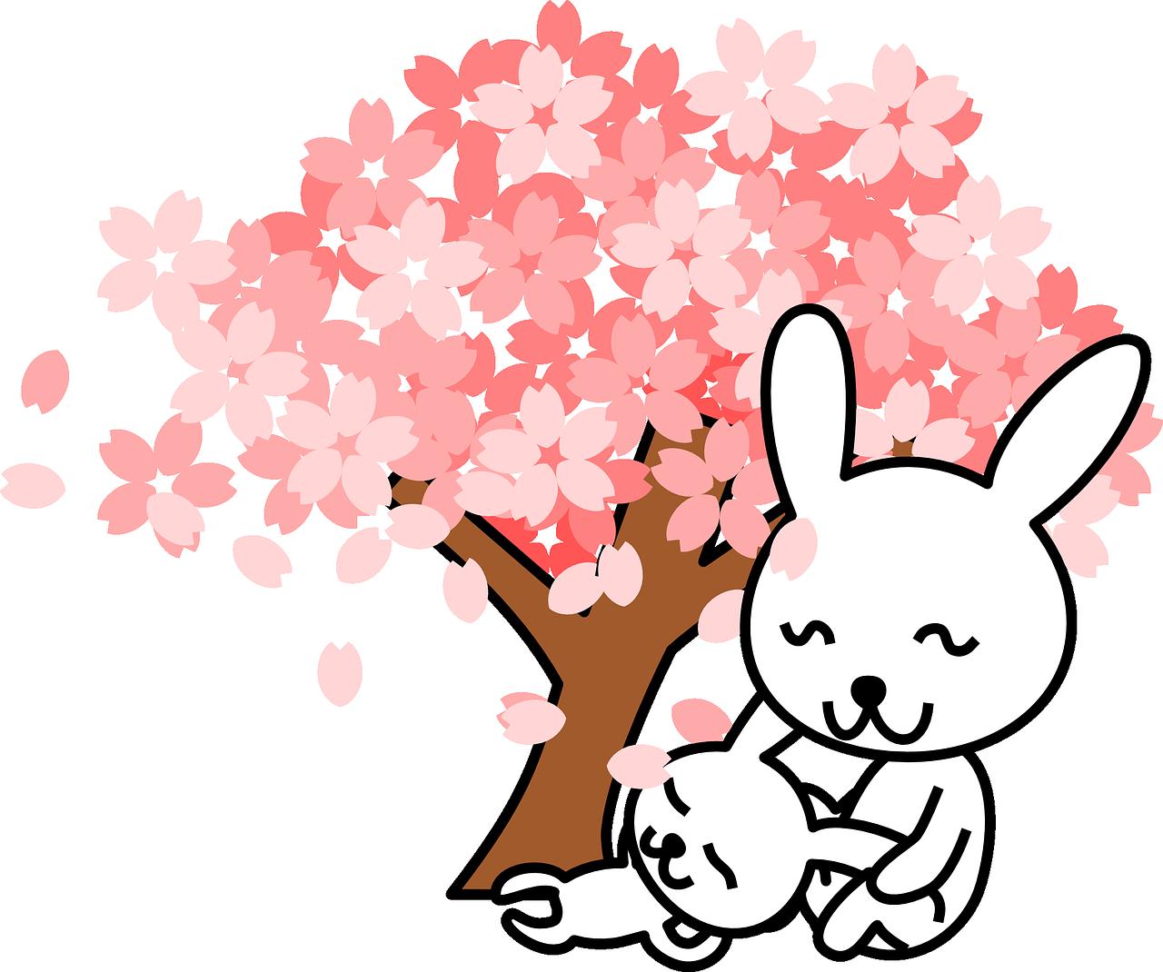 1280x1070 Clip Art Cherry Tree Clip Art