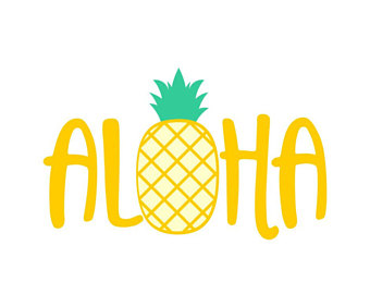 Image result for aloha clipart
