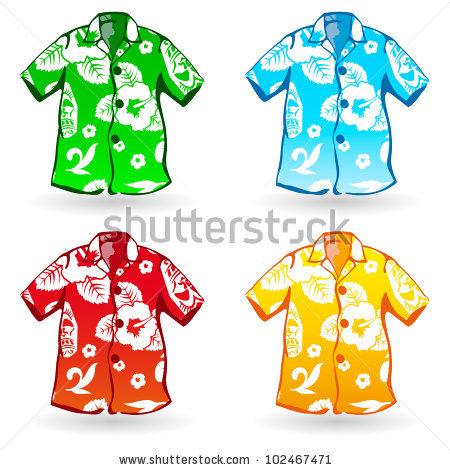 450x470 Hawaiian Aloha Shirts. Clipart Panda
