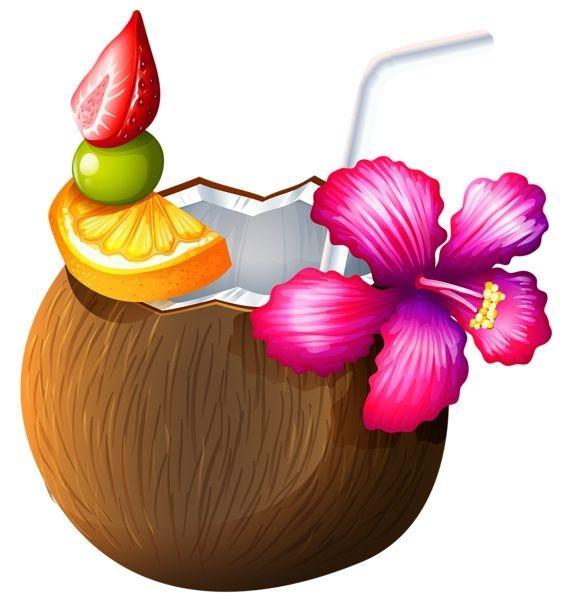 563x600 Hawaiian Aloha Tropical Iinbjlr Image Clip Art