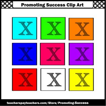 350x350 Letter X Clpart, Alphabet Clip Art, Letter Sounds Sps By Promoting