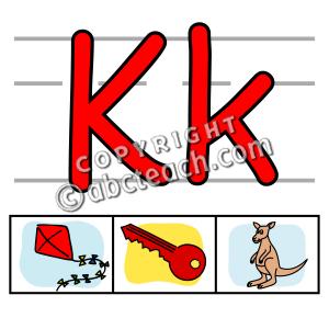 300x300 Clip Art Alphabet Set 01 K Clipart Panda