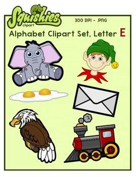 270x350 Alphabet Clip Art Letter F Phonics Clipart Set