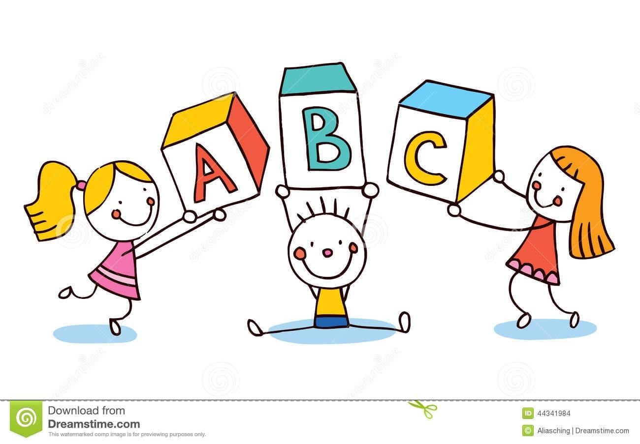 1300x903 Alphabet Kids Clip Art
