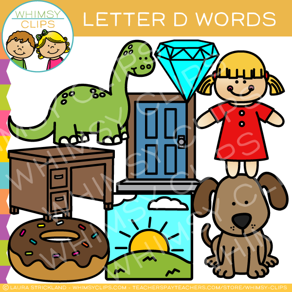 600x600 Alphabet Clip Art , Images Amp Illustrations Whimsy Clips