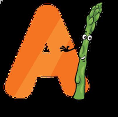 405x399 Education Cartoon Alphabet Letters For Kids Clipart The Arts