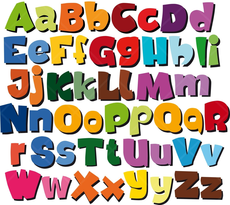 1500x1336 Alphabet Letters Clip Art