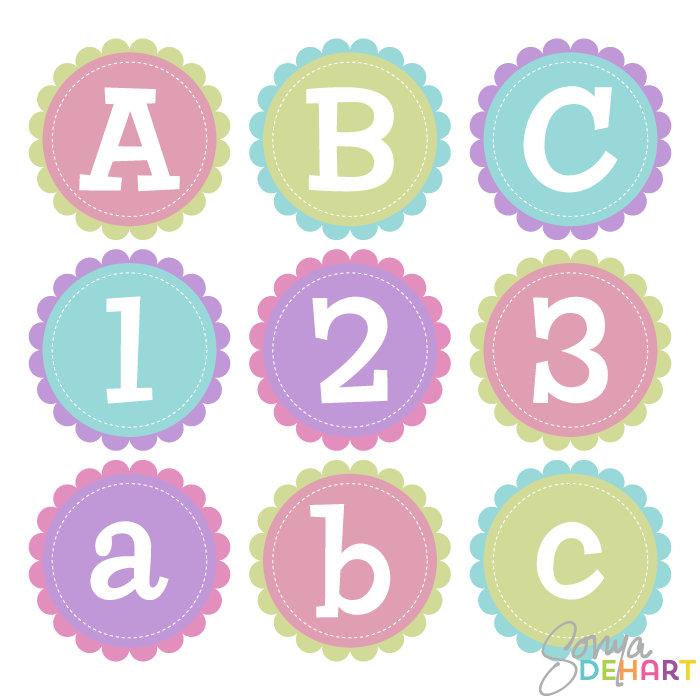 700x700 Clipart Alphabet Pastel Alphabet Clip Art, Alphabet Clipart