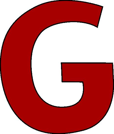 467x550 Letter G
