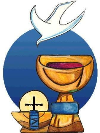 337x450 Clip Art Body And Blood Of Christ Altar Clipart Eucharist Pencil