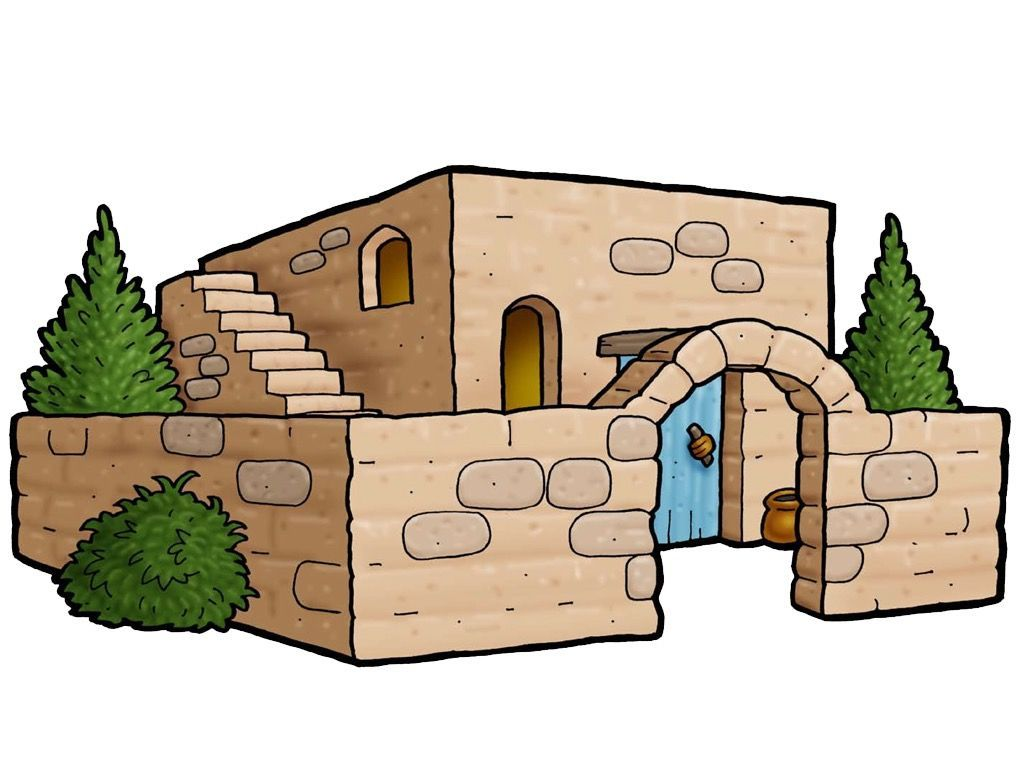 1024x768 Free Graphics Bible Clip Art Buildings And Structures Including