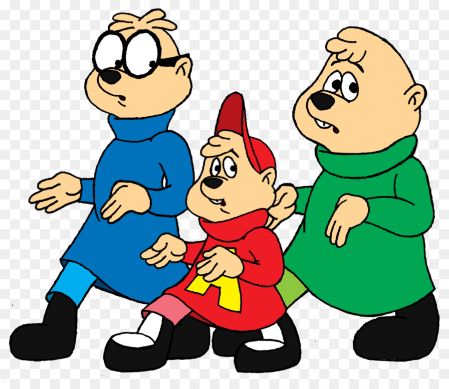 Alvin And The Chipmunks Clipart