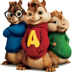 250x250 Alvin And The Chipmunks