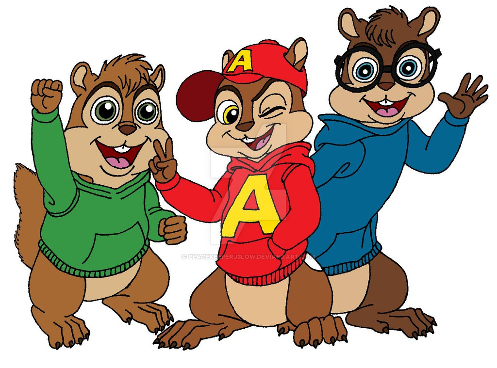 1024x759 The Chipmunks Of 2008 By Peacekeeperj3low