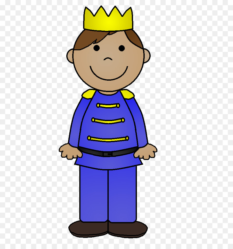 900x960 Clipart Handsome Blond Prince Charming In A Blue Uniform Royalty