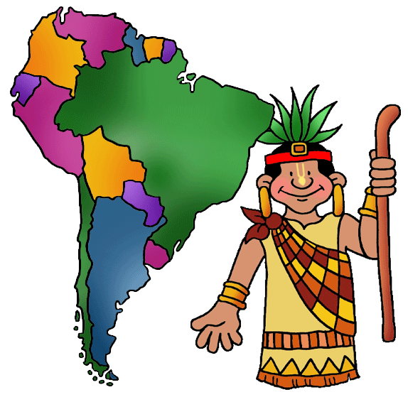 574x559 Geography Of South America Latin America Clip Art