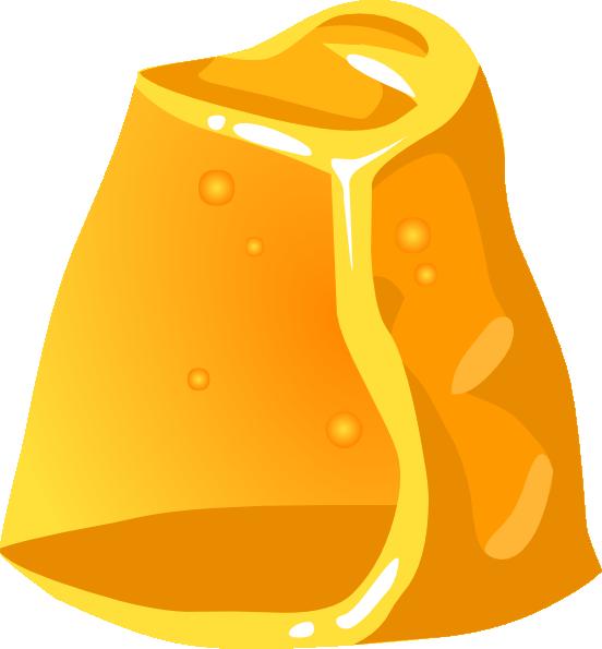 552x595 Amber Clip Art