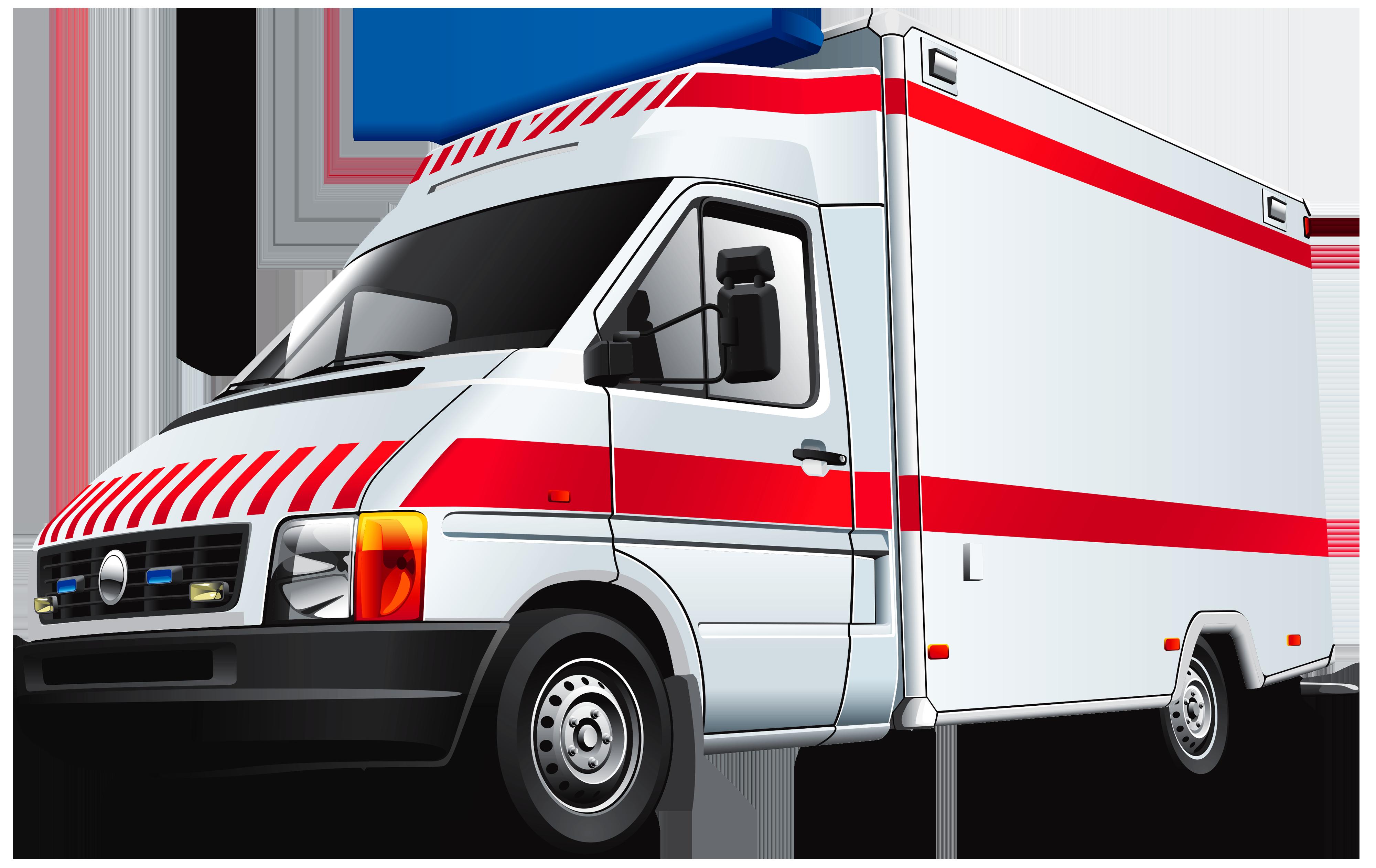 4000x2524 Ambulance Png Clip Art