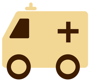 300x272 48 Ambulance Clipart Free Public Domain Vectors