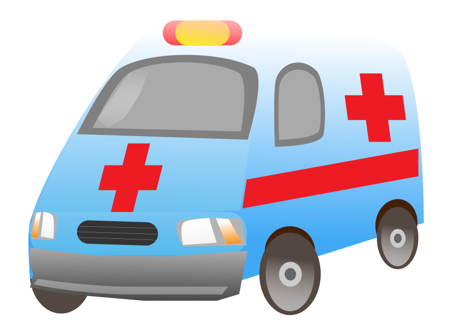 900x648 Image Of Ambulance Clipart