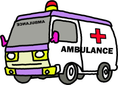 400x291 Image Of Ambulance Clipart