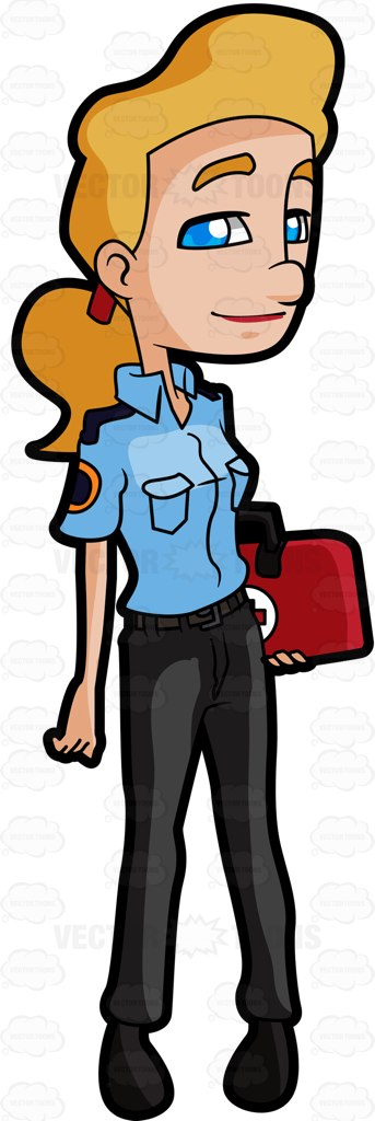 343x1024 Ambulance Clipart Vector Toons