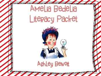 350x263 Amelia Bedelia Printables And Literacy Stations Tpt