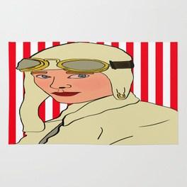 264x264 Earhart Rugs Society6