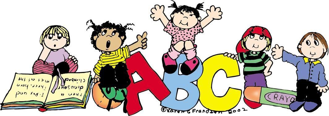 1064x375 Free Preschool Clip Art For Teachers Philosophy Statement