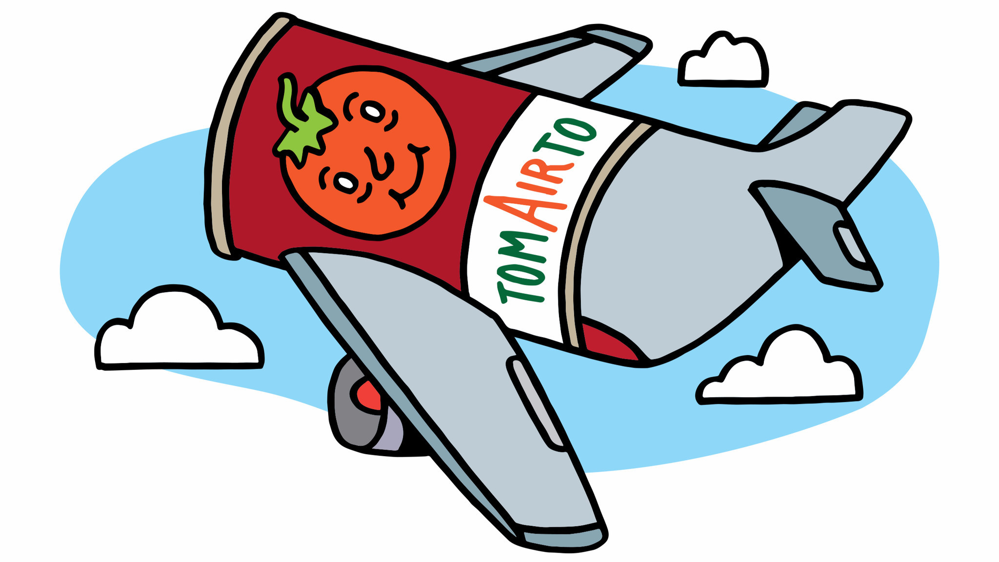2048x1152 Why Do People Drink So Much Tomato Juice On Airplanes