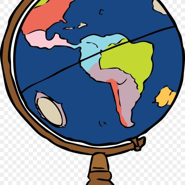 600x600 United States World Social Studies Teacher Clip Art South