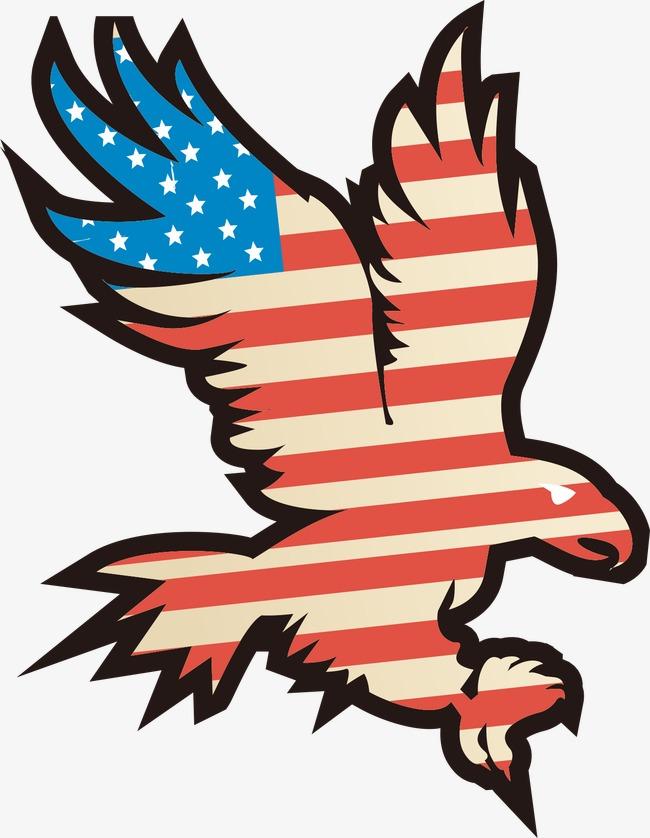 650x838 Cartoon American Bald Eagle, American Bald Eagle, United States