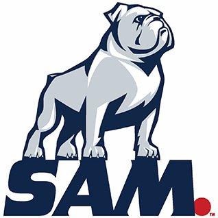 318x318 Samford Bulldog Cliparts