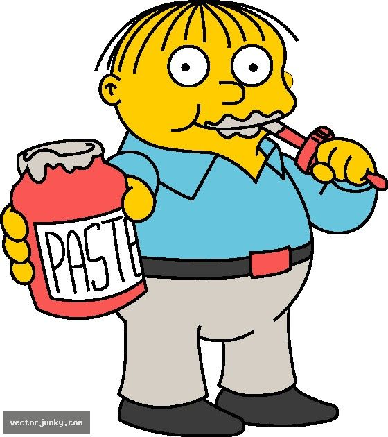 560x630 Ralph From The Simpsons Television Characters That Have