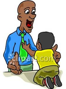 225x300 African American Dad Clipart Clipart Panda