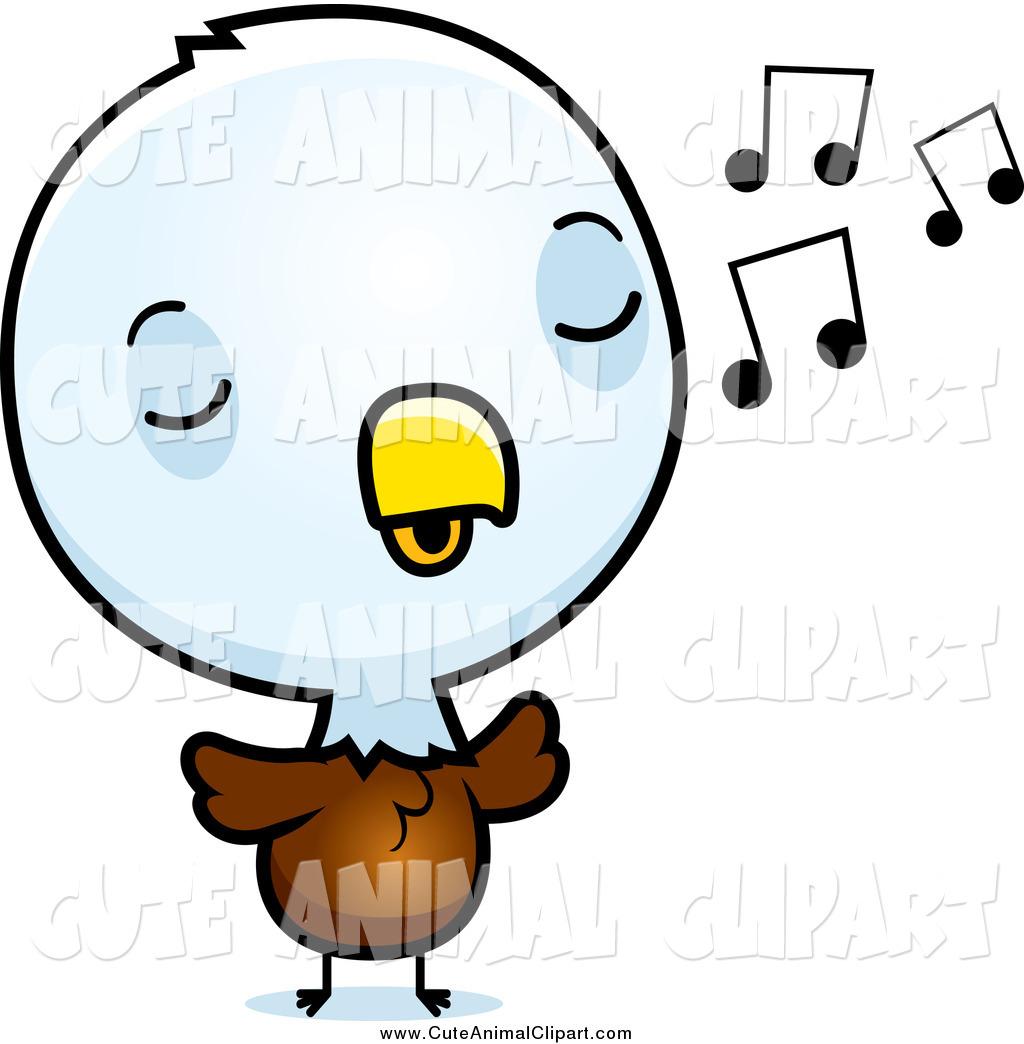 1024x1044 Vector Cartoon Clip Art Of A Cute Bald American Eagle Chick