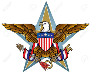 300x241 American Eagle Clipart Large Free Images