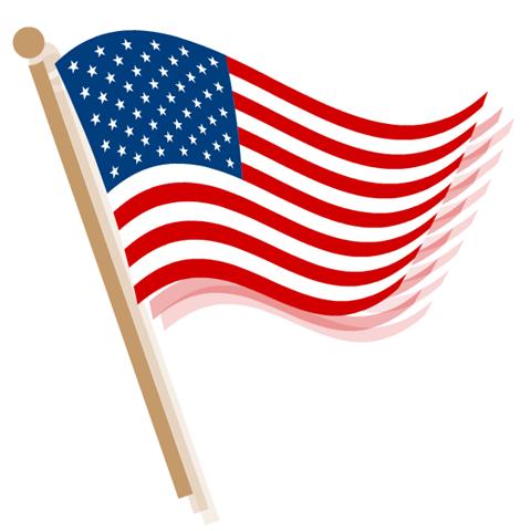 480x480 Fileamerican Flag Clip Art